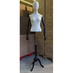 Bevægelig Dame-torso