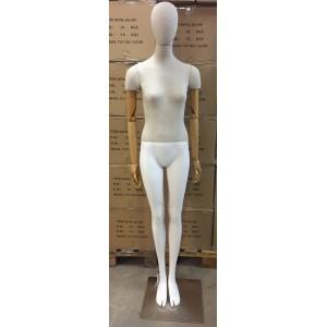 Vintage Damemannequin - Ny model, med skulder.